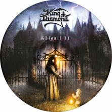 Abigail II. The Revenge (Picture Disc - Limited Edition) - Vinile LP di King Diamond