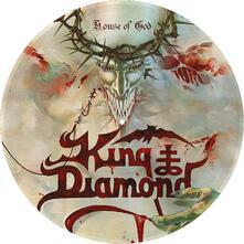 House Of God (Picture Disc) - Vinile LP di King Diamond