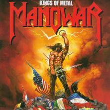 Kings of Metal - Vinile LP di Manowar