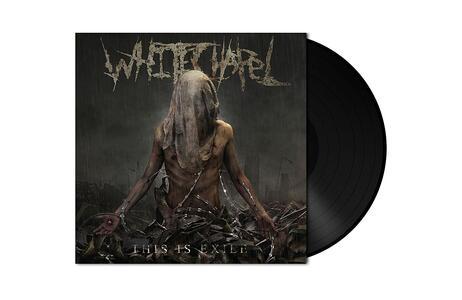 This Is Exile - Vinile LP di Whitechapel