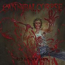 Red Before Black (Coloured Vinyl) - Vinile LP di Cannibal Corpse