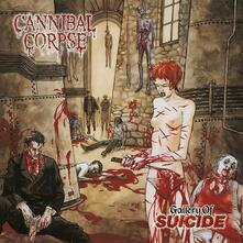 Gallery of Suicide (Limited Edition + Poster) - Vinile LP di Cannibal Corpse