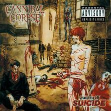 Gallery of Suicide (Grey Vinyl Limited Edition) - Vinile LP di Cannibal Corpse
