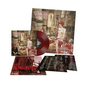 Gallery of Suicide - Vinile LP di Cannibal Corpse