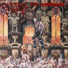 Live Cannibalism - Vinile LP di Cannibal Corpse