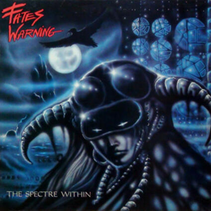 The Spectre Within (Night Blue Coloured Vinyl) - Vinile LP di Fates Warning