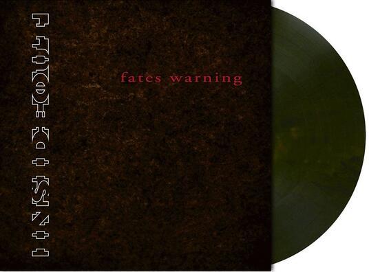 Inside Out (Dark Brown Coloured Vinyl) - Vinile LP di Fates Warning