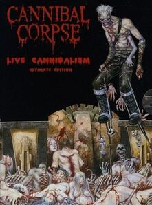 Live Cannibalism - CD Audio + DVD di Cannibal Corpse