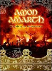 Amon Amarth. Wrath Of The Norsemen (4 DVD) - DVD