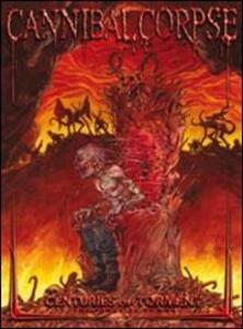 Cannibal Corpse. Centuries Of Torment (3 DVD) - DVD