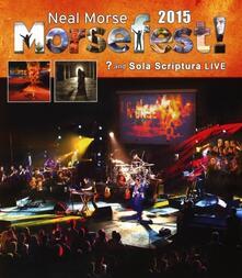 Neal Morse. Morsefest 2015 (2 Blu-ray) - Blu-ray di Neal Morse