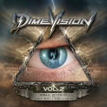Roll with it or Get Rolled Over. Dimevision vol.2 - CD Audio di Dimebag Darrell