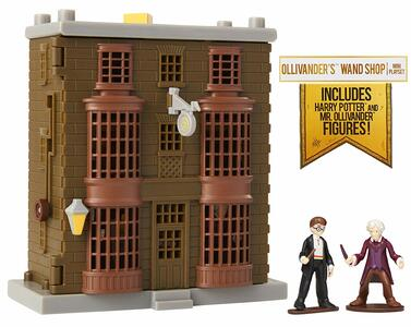 Jakks 49997. Harry Potter. Mini Playset Diagon Alley