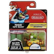 Jakks 57739. Nintendo. Tape Racer Wave 3. Yoshi With Alpine Pass Tape