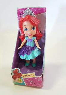 Jakks 70894. Principesse Disney. Bambolina Mini 7 Cm Ariel