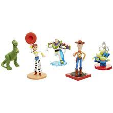 Toy Story 4. Figure Set 5 Personaggi. Jakks (71579-11L)