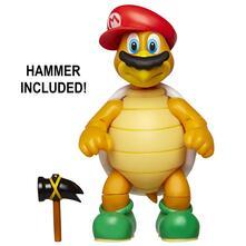 Jakks 72676. Nintendo. Figure 10 Cm. Cappy Hammer Bro With Hammer