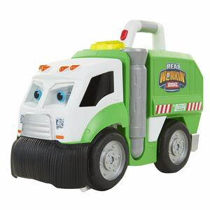 Camion Raccogli Giocattoli Mr Dusty Con Luci E Suoni
