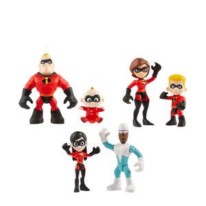 Incredibles 2: 8Cm Mini Figure 2-Pack. Mr. Incredible & Jack-Jack