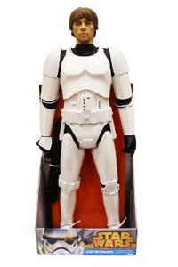Giocattolo Figure Star Wars. Luke Skywalker Storm Trooper 80cm Jakks Pacific