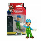 Giocattolo Mario Figures 6 Cm Luigi Nintendo