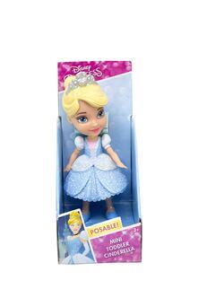 Jakks 84626. Principesse Disney. Bambolina Mini 7 Cm Cenerentola Blue Dress