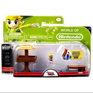 Giocattolo Mario Micro Land Oceano Aperto Nintendo 1