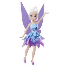 Jakks 95669. Disney Fairies. Classic Fashion Doll 23 Cm Style 3. Periwinkle Floral