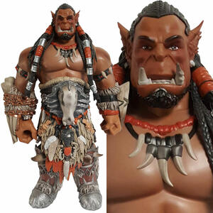 Action figure Warcraft. Durotan - 2