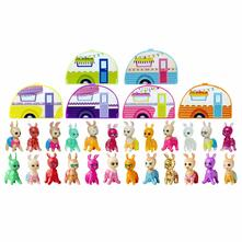 Who's Your Llama. Mini Llama Collezionabile 9 Cm Serie 1. Jakks (97809-2L-Pdq)