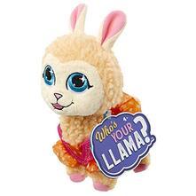 WhoS Your Llama. Peluche 15 Cm Twirly Llama. Jakks (97837)