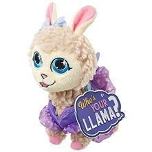 Jakks 97838. WhoS Your Llama. Peluche 15 Cm Fairy Llama