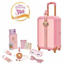 Principesse Disney. Style Collection Valigia e Set da Viaggio. Jakks (98872-4L)