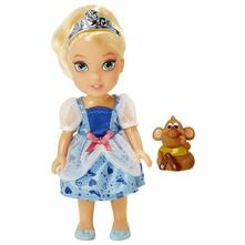 Principesse Disney. Bambola 15 Cm Cenerentola. Jakks (98960-Eu-2L)