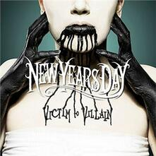 Victim to Villain - Vinile LP di New Years Day