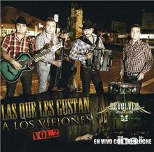 Que Les Gustan A.. -Live- - CD Audio di Revolver Cannabis