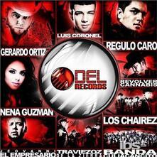 Revolucion. Del Records 1 - CD Audio