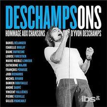 Deschampsons - Vinile LP