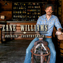 Bringin' Country Back - Vinile LP di Zane Williams
