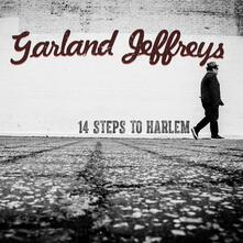 14 Steps to Harlem - CD Audio di Garland Jeffreys