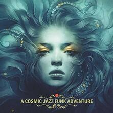 A Cosmic Jazz Funk... - CD Audio di Detroit Rising
