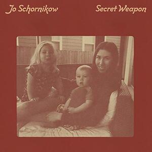 Secret Weapon - Vinile LP di Jo Schornikow