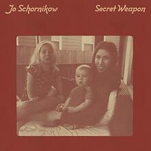 Secret Weapon (Limited White Coloured Vinyl) - Vinile LP di Jo Schornikow