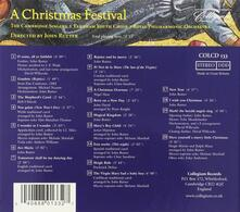 A Christmas Festival - CD Audio di John Rutter