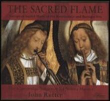 Sacred Flame - CD Audio di Cambridge Singers
