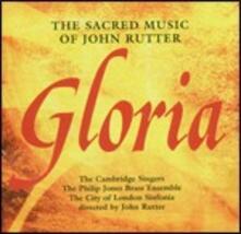 Gloria - the Sacred Music - CD Audio di John Rutter