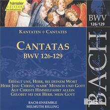 Cantate vol.40 - CD Audio di Johann Sebastian Bach
