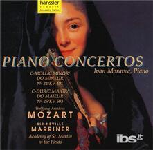 Concerti per Pianoforte n.24, n.25 - CD Audio di Wolfgang Amadeus Mozart