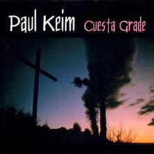 Cuesta Grade - CD Audio di Paul Keim