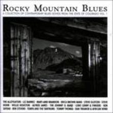 Rocky Mountain Blues - CD Audio